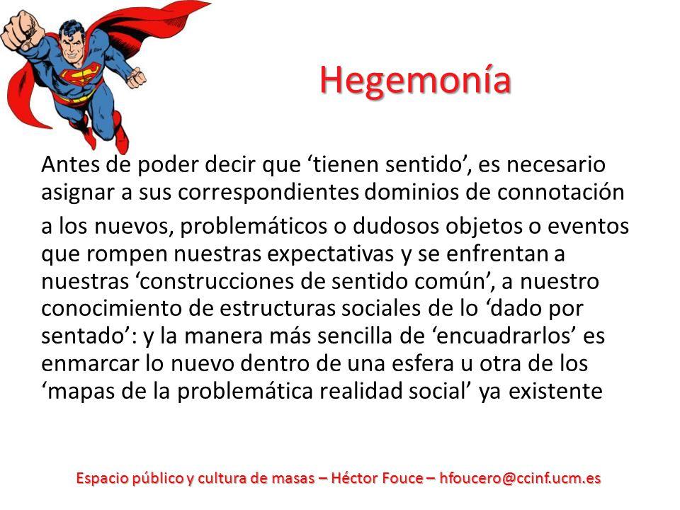 Hegemonía