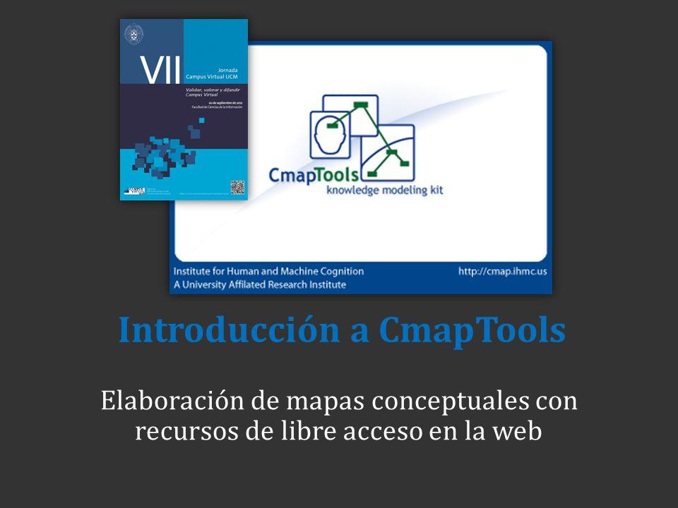 Introducción a CmapTools