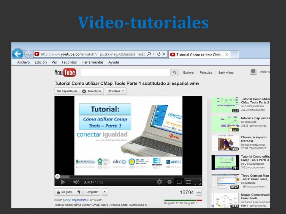 Video-tutoriales