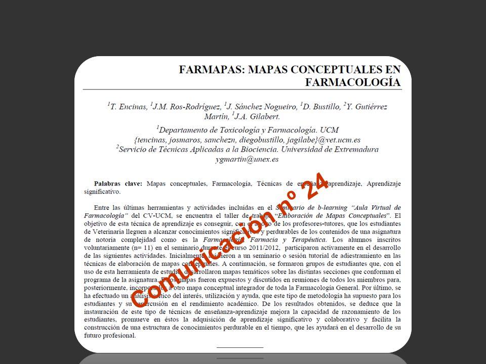 Comunicación nº 24