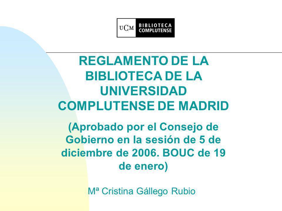 Mª Cristina Gállego Rubio