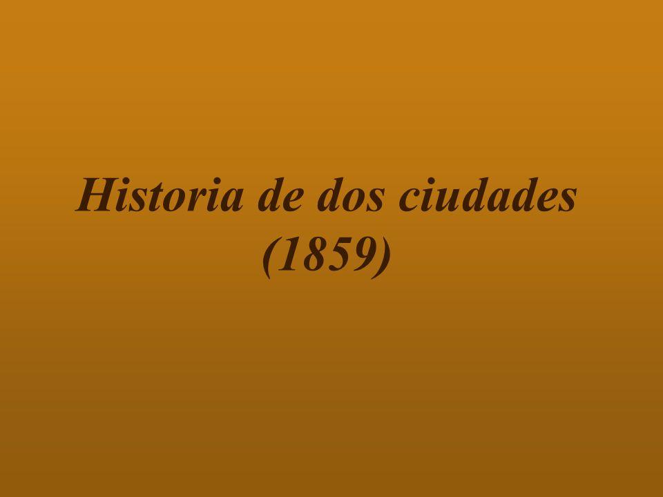 Historia de dos ciudades (1859)