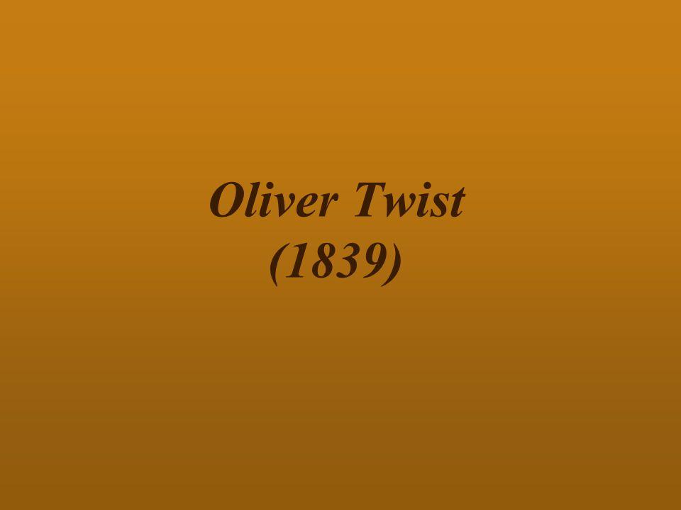 Oliver Twist (1839)