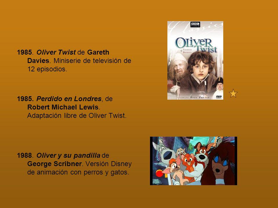 1985. Oliver Twist de Gareth Davies