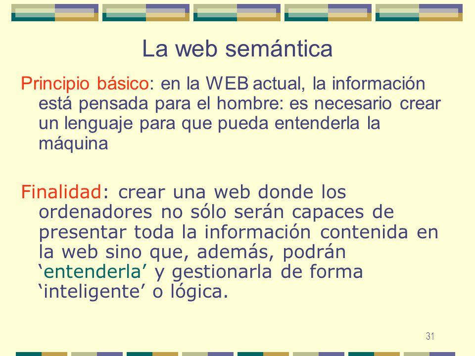 La web semántica