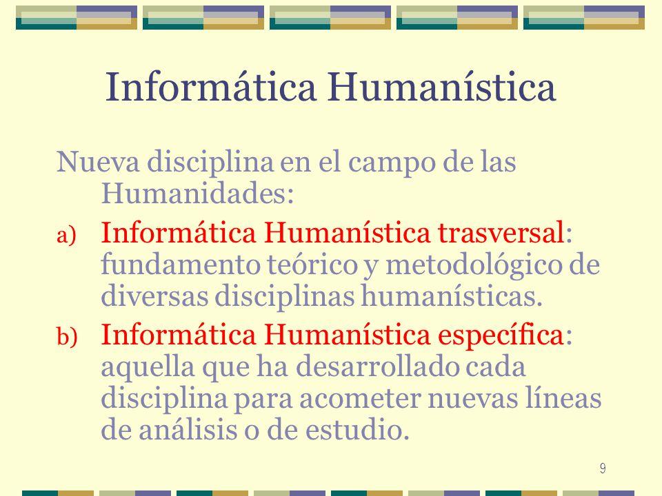 Informática Humanística