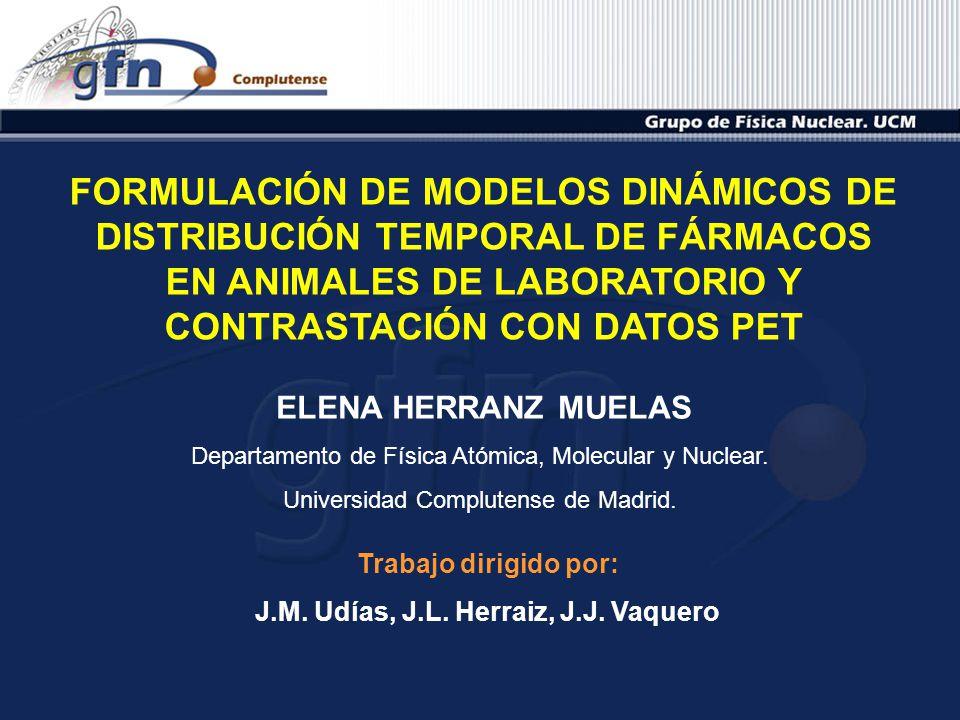 J.M. Udías, J.L. Herraiz, J.J. Vaquero