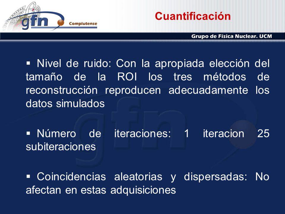 Cuantificación