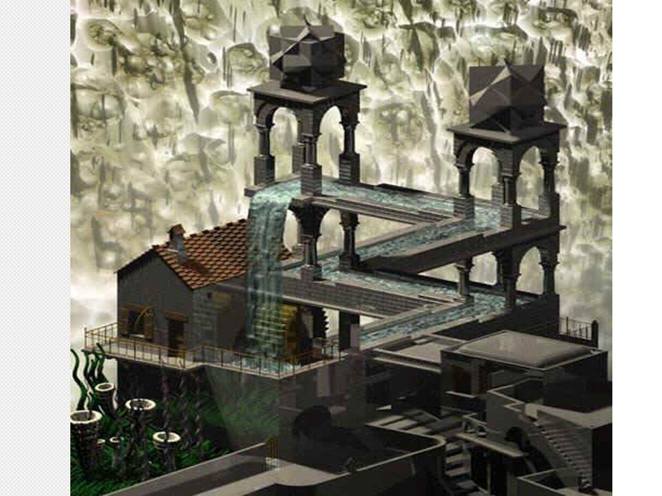 Un ejemplo de isomorfismo es el trbajo de M.C Escher