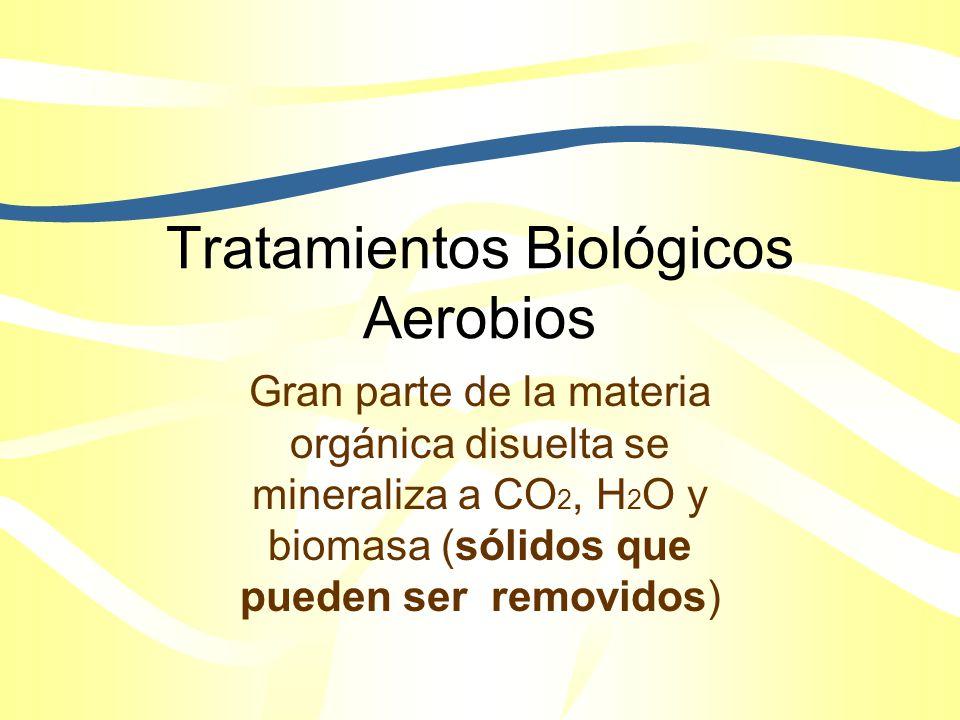 Tratamientos Biológicos Aerobios