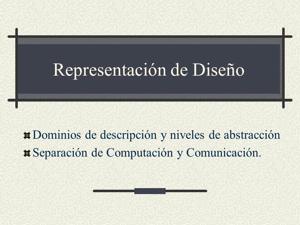 Representación de Diseño