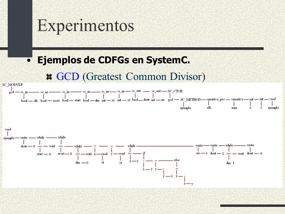 Experimentos GCD (Greatest Common Divisor)