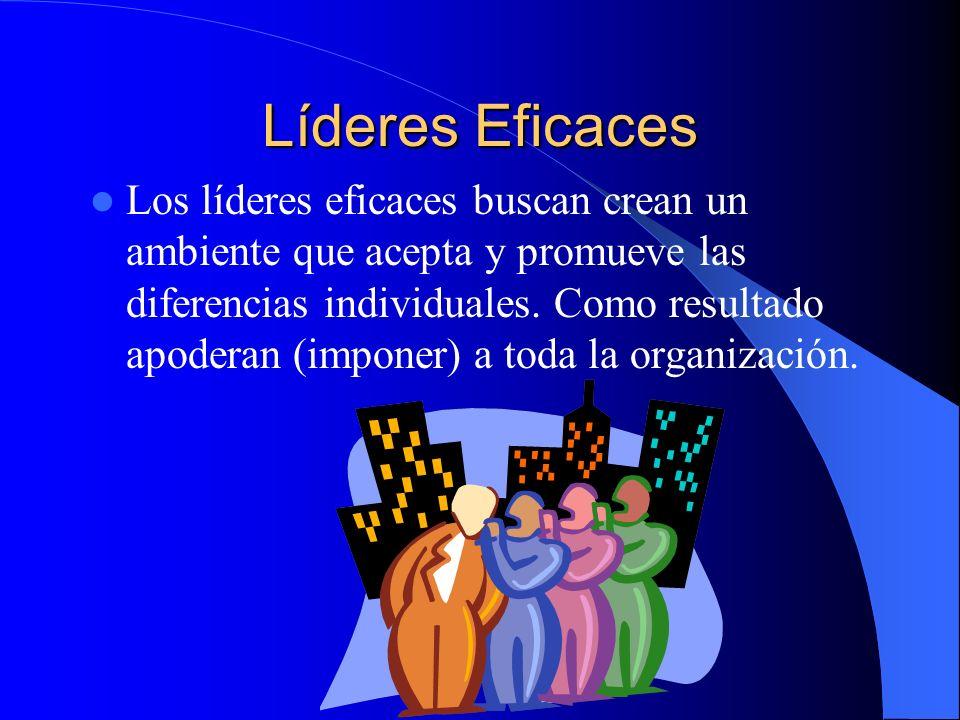 Líderes Eficaces