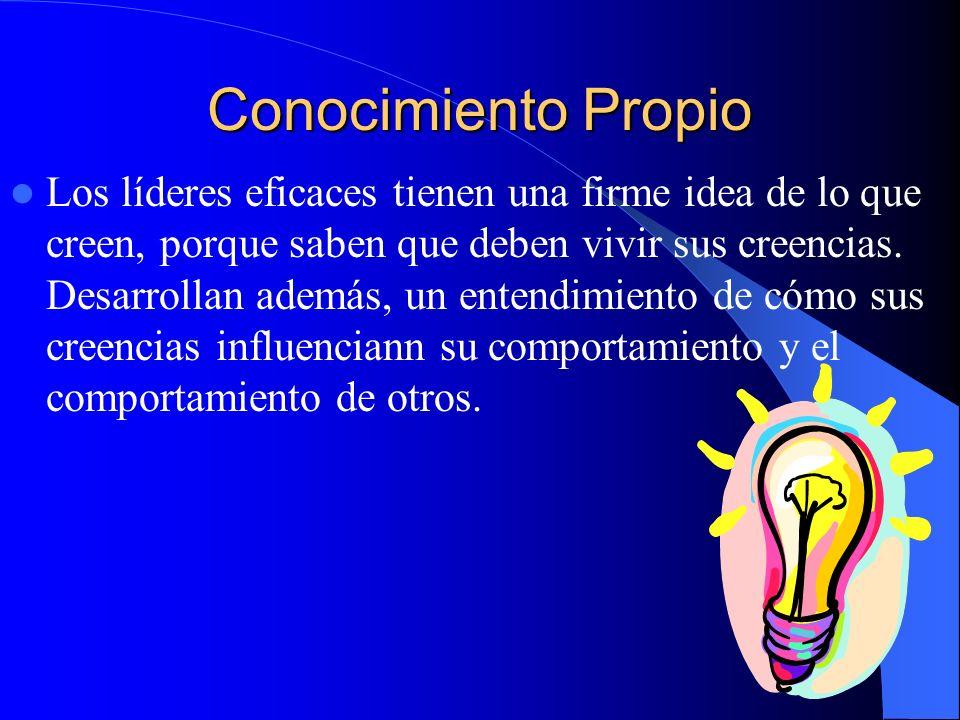Conocimiento Propio