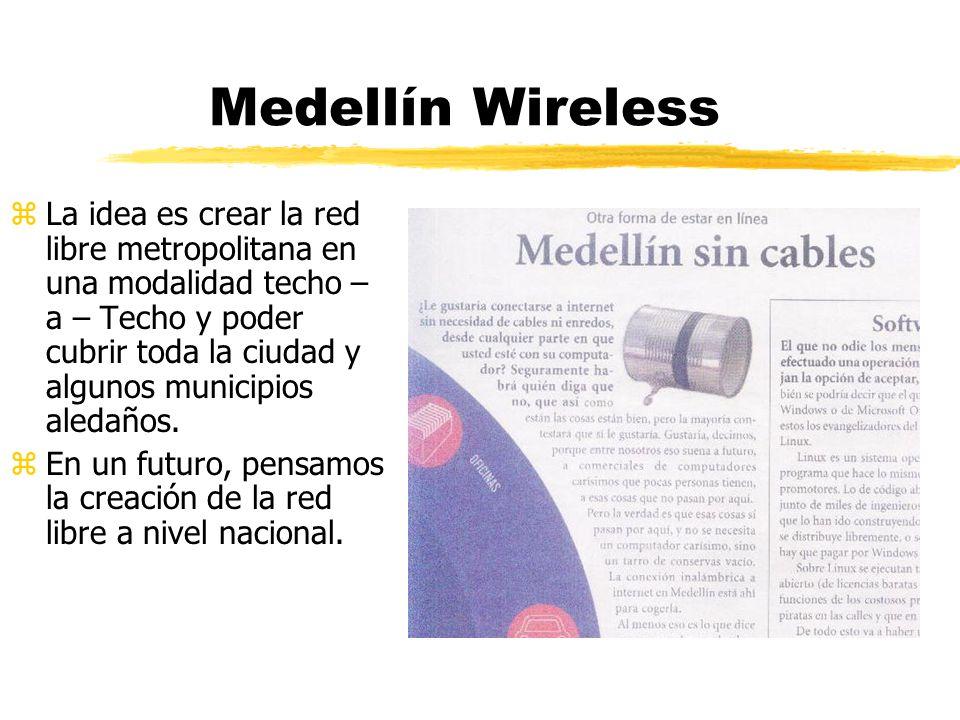 Medellín Wireless