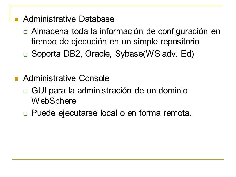 Administrative Database