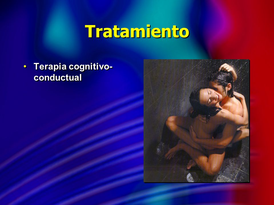Tratamiento Terapia cognitivo-conductual