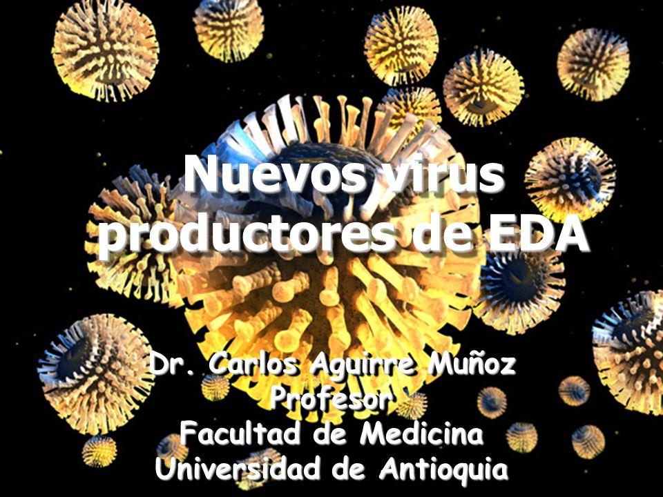 Nuevos virus productores de EDA