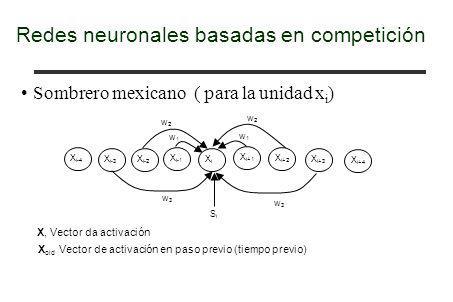 Redes neuronales basadas en competición