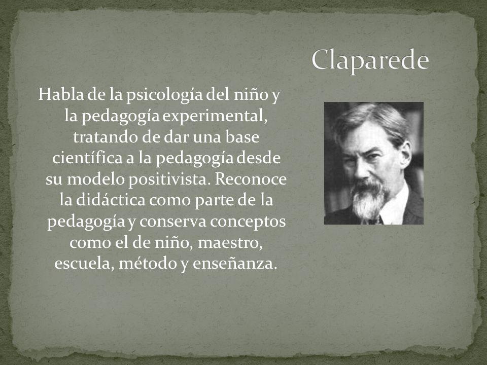 Claparede
