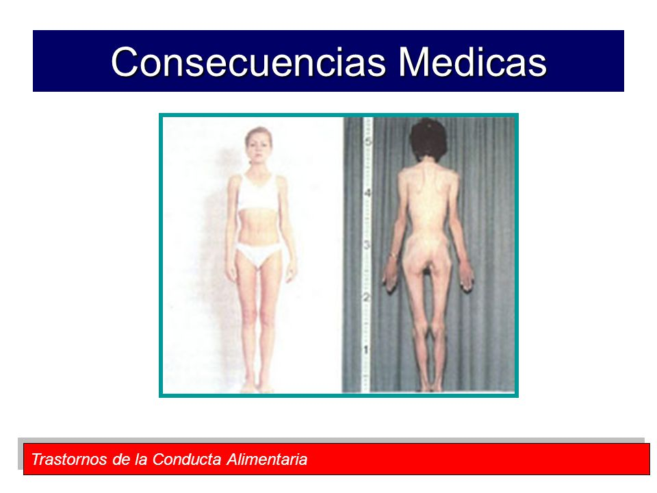 Consecuencias Medicas