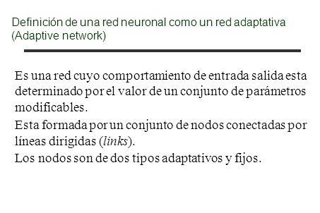 Esta formada por un conjunto de nodos conectadas por
