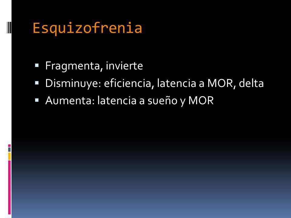 Esquizofrenia Fragmenta, invierte