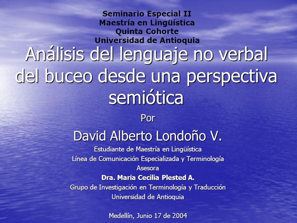 Seminario Especial II Maestría en Lingüística. Quinta Cohorte. Universidad de Antioquia.