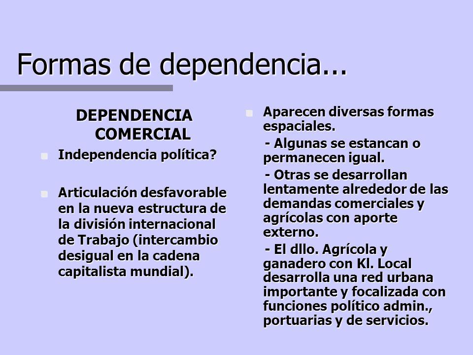 DEPENDENCIA COMERCIAL