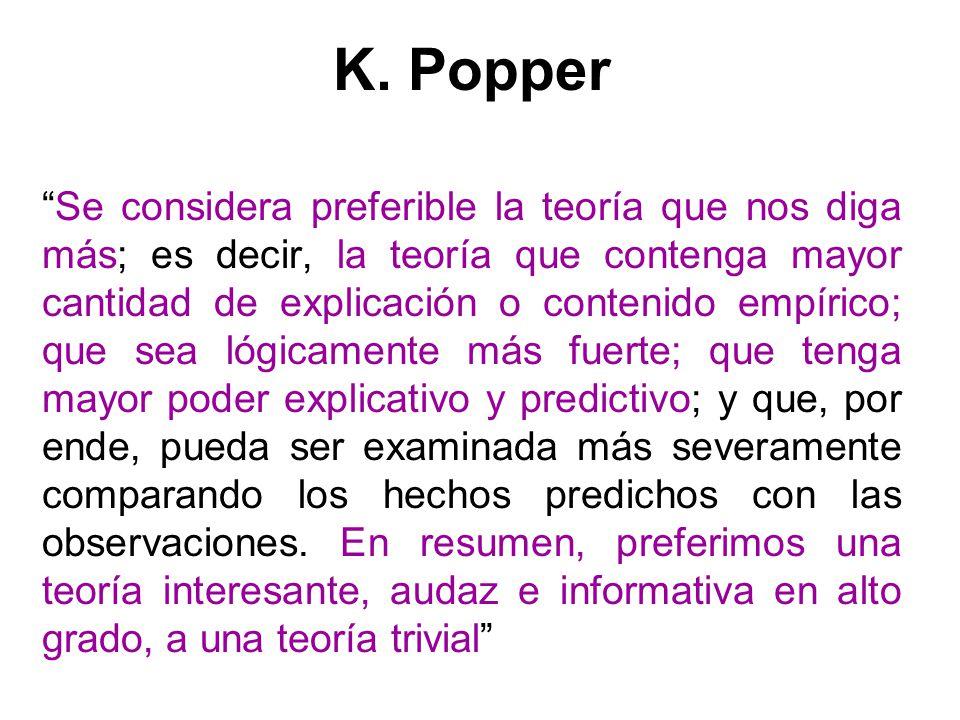 K. Popper