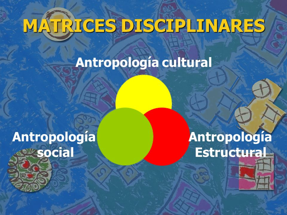 MATRICES DISCIPLINARES