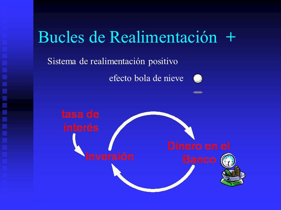 Bucles de Realimentación +