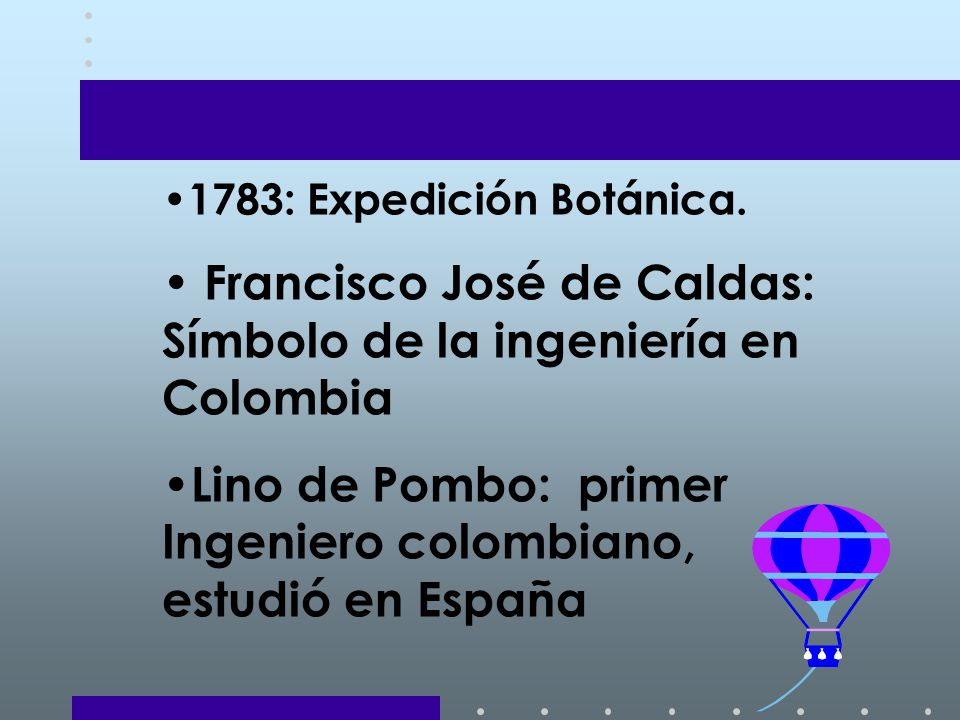 Francisco José de Caldas: Símbolo de la ingeniería en Colombia
