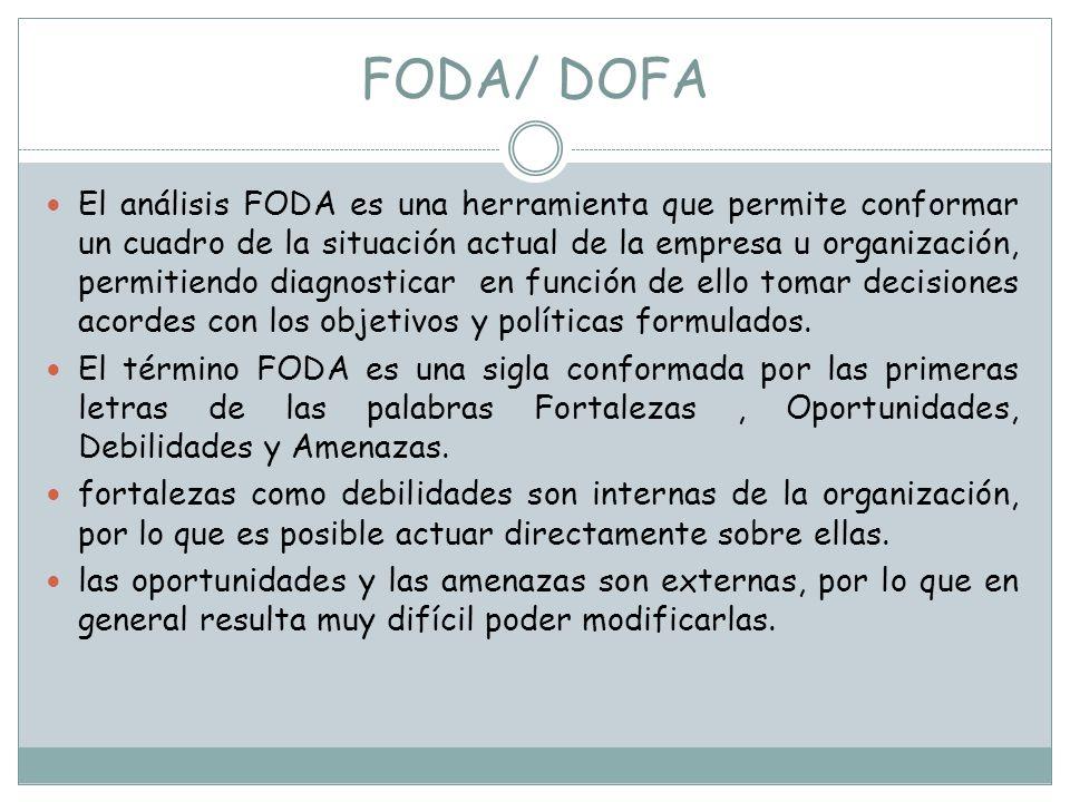 FODA/ DOFA