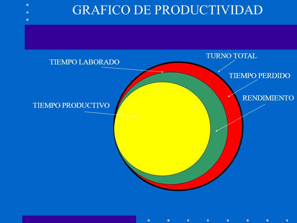 GRAFICO DE PRODUCTIVIDAD