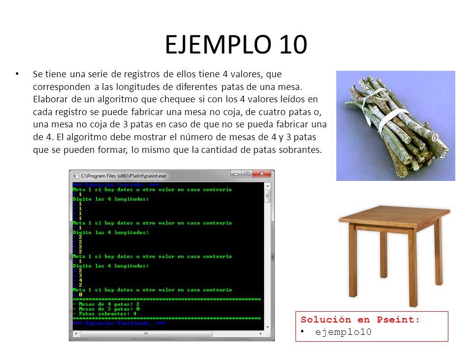 EJEMPLO 10