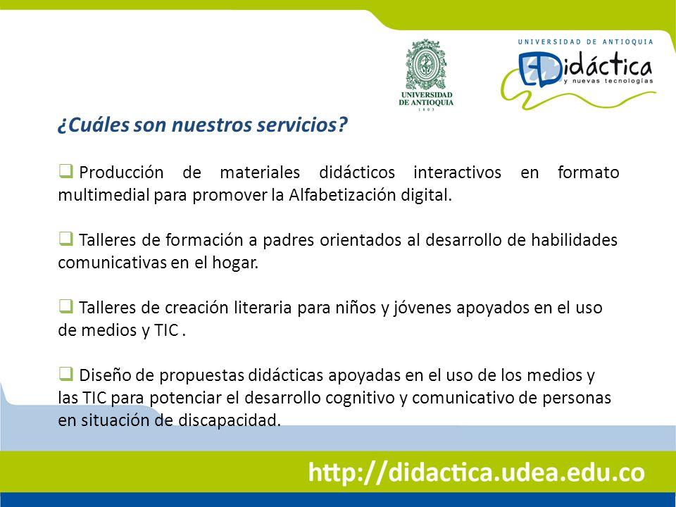 ¿Cuáles son nuestros servicios