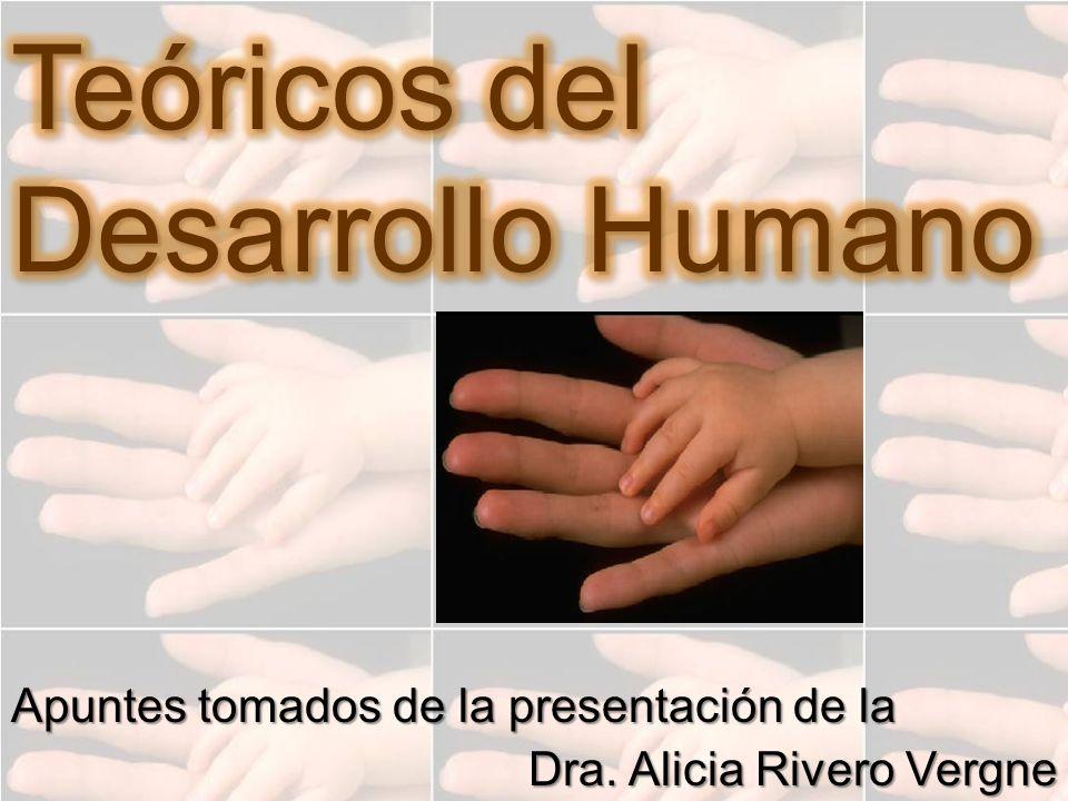 Teóricos del Desarrollo Humano