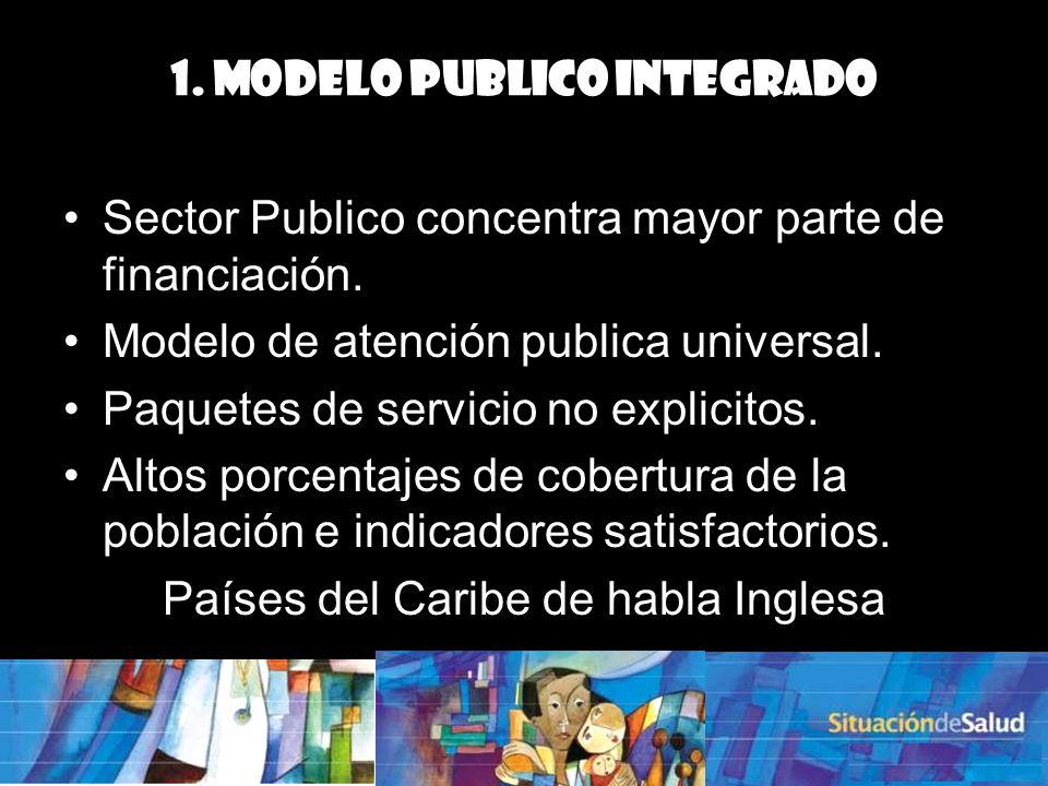 1. MODELO PUBLICO INTEGRADO