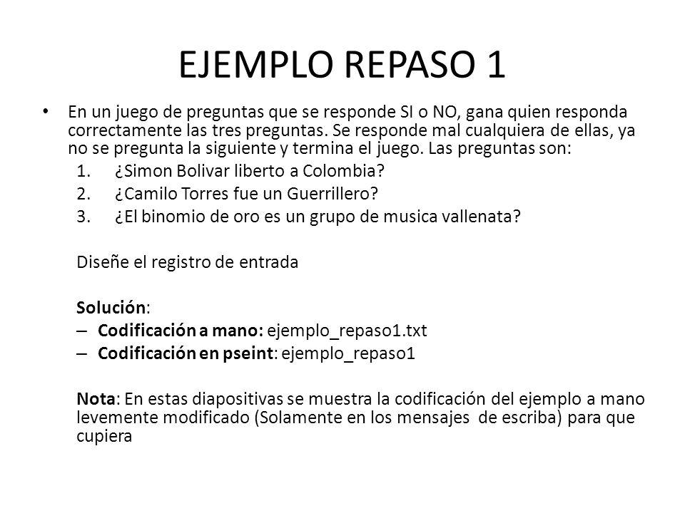 EJEMPLO REPASO 1