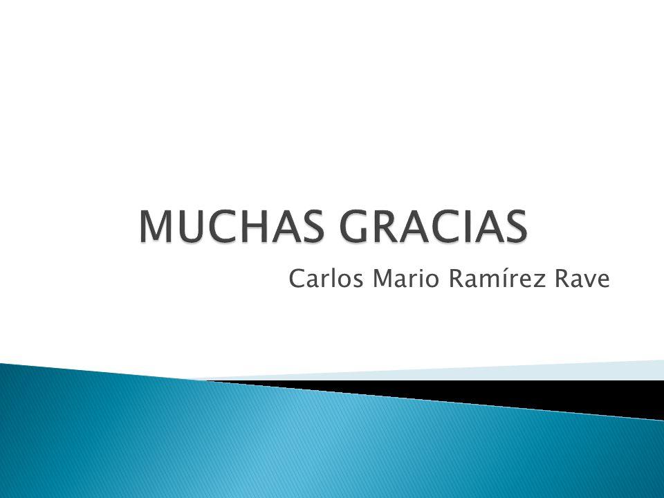 Carlos Mario Ramírez Rave