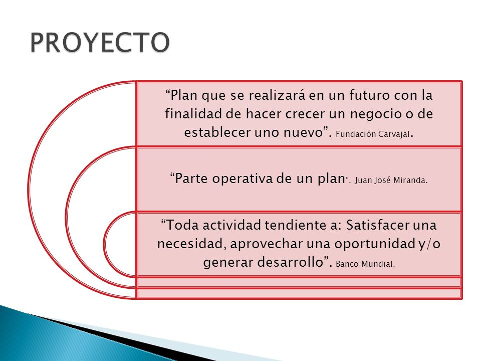 Parte operativa de un plan . Juan José Miranda.
