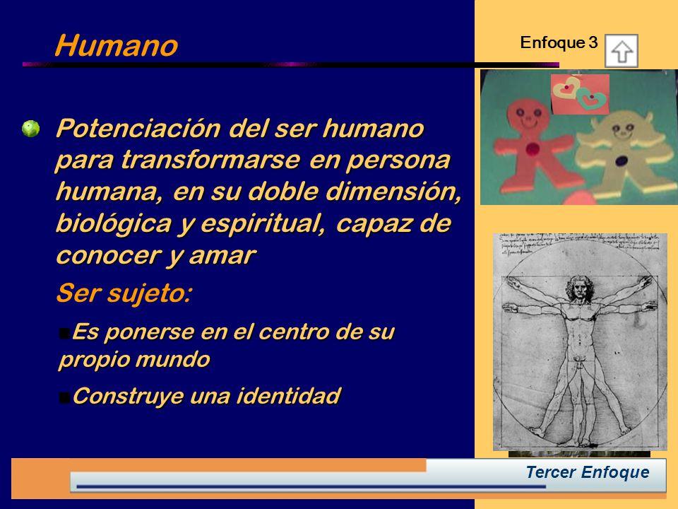 Humano Enfoque 3.