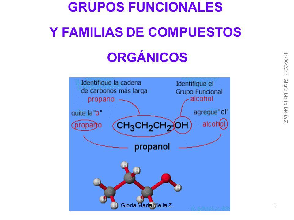 Y FAMILIAS DE COMPUESTOS