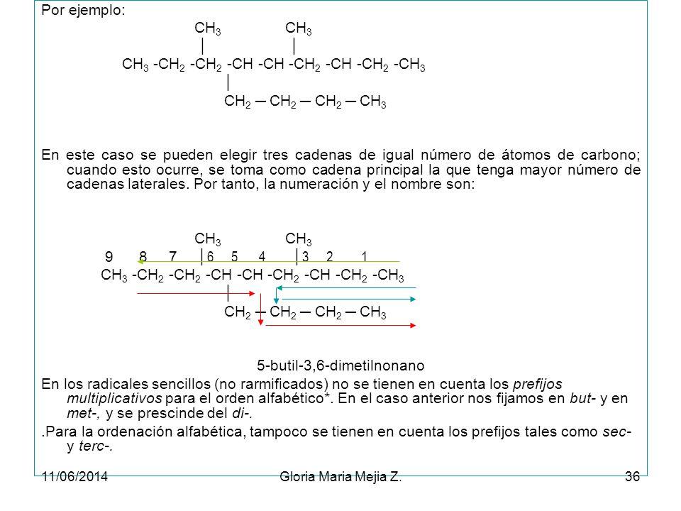5-butil-3,6-dimetilnonano