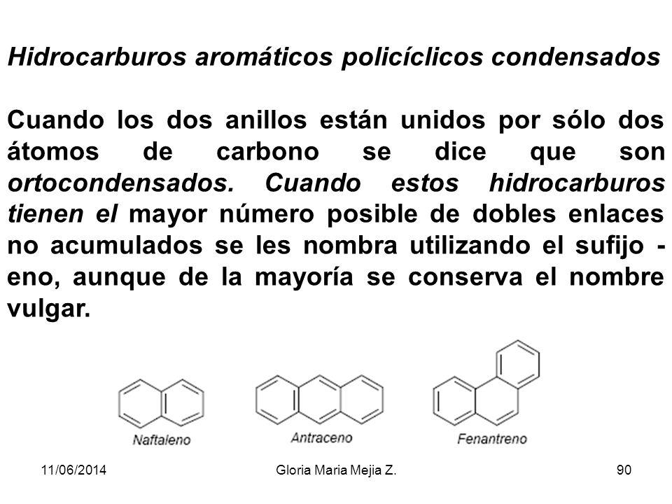 Hidrocarburos aromáticos policíclicos condensados