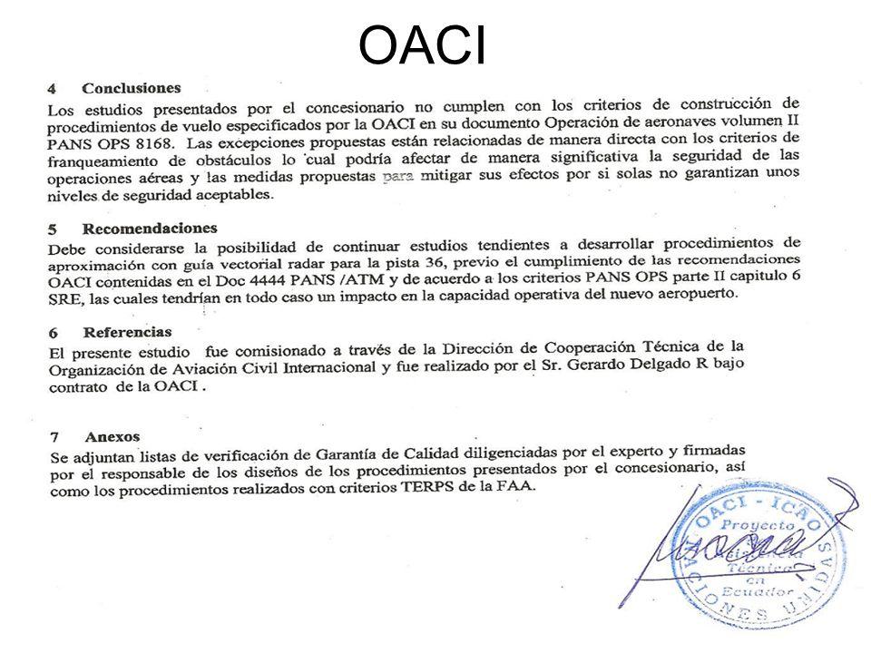 OACI 6