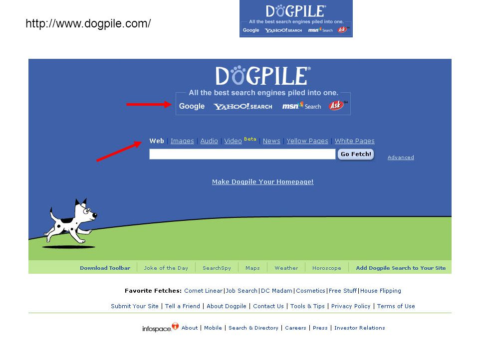 http://www.dogpile.com/