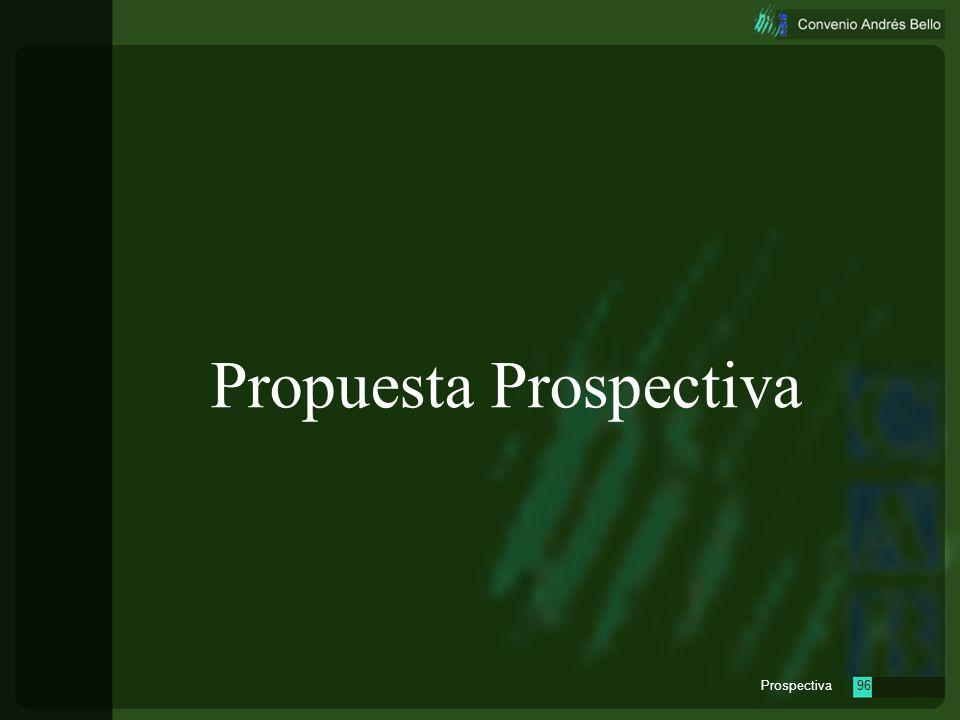 Propuesta Prospectiva