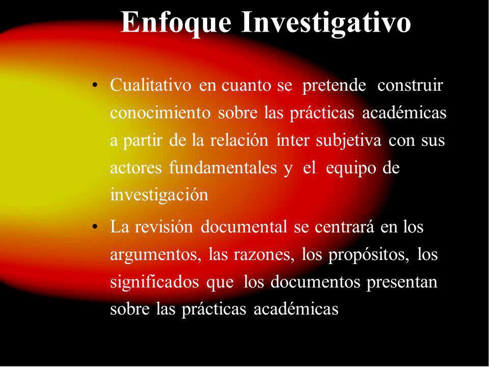 Enfoque Investigativo